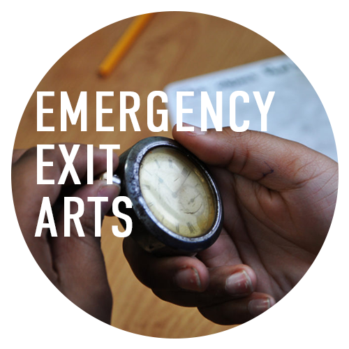 Emergency Exit Arts Reference Production 2016